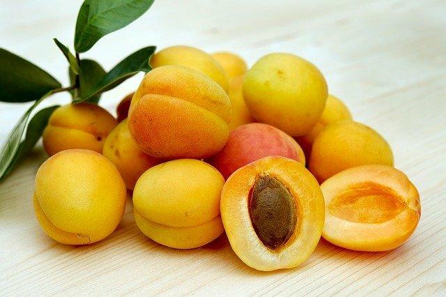 Tarte amandine aux abricots (ingrédients)