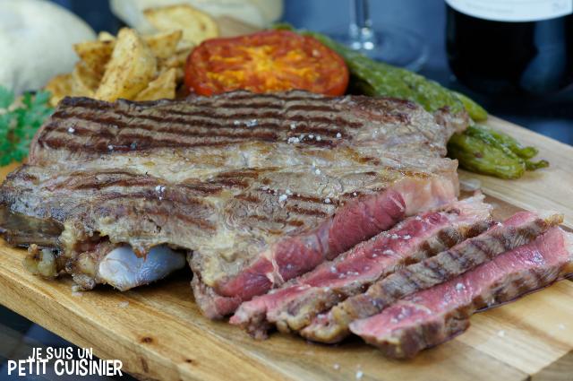 Comment faire une côte de bœuf à la maison