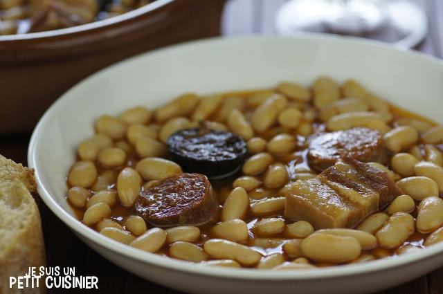 Fabada asturiana (cassoulet à l'espagnole)