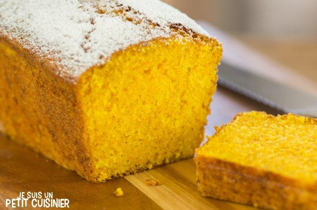 Recette De Gâteau Au Potiron Ou Cake Au Potiron