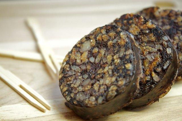 Boudin noir au riz (flickr.com)