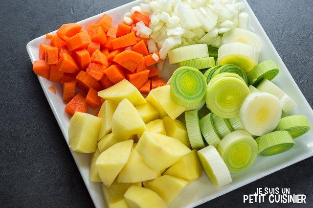 Porrusalda (légumes)