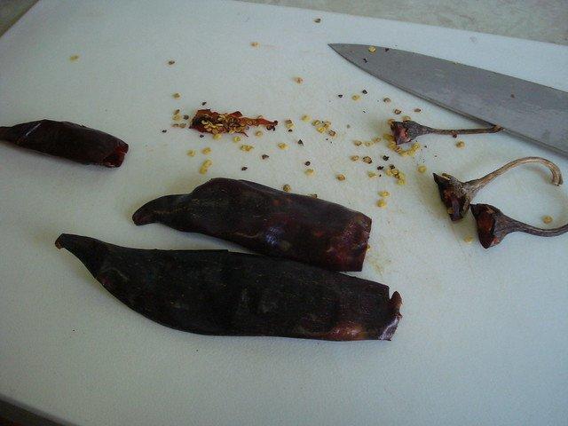 Piment guajillo