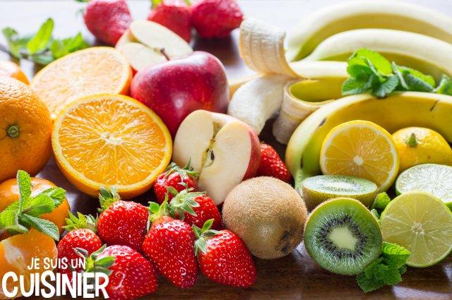 Salade de fruits (ingrédients)