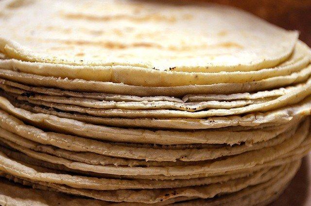 Tortillas mexicaines au mais