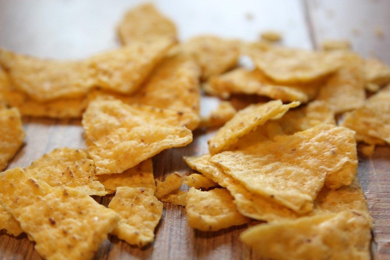 Nachos, totopos ou chips tortilla