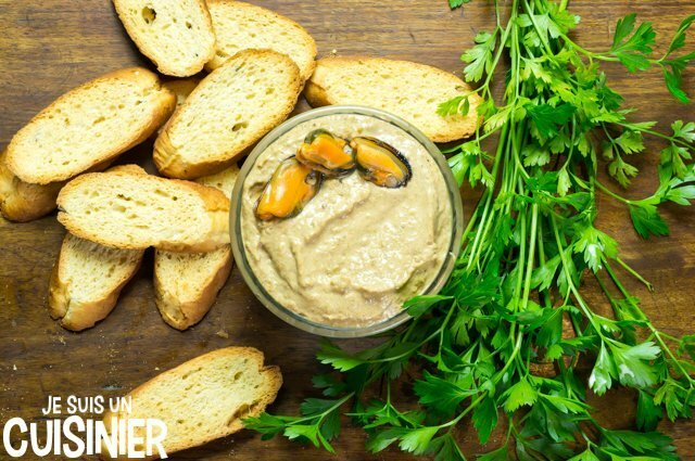 Rillettes de moules