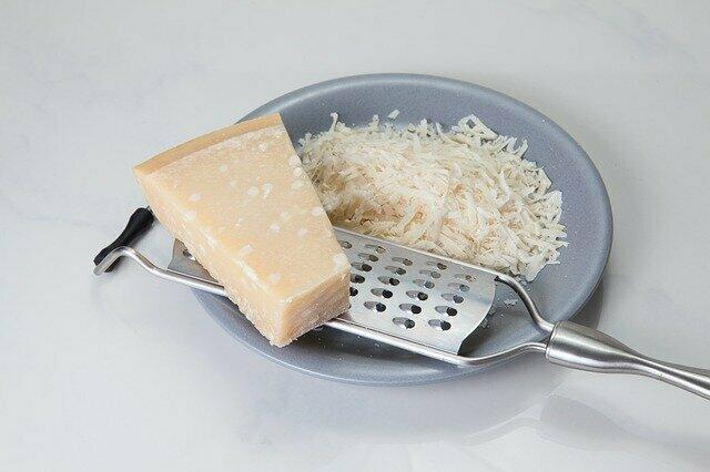 Risotto aux tomates séchées (parmesan)