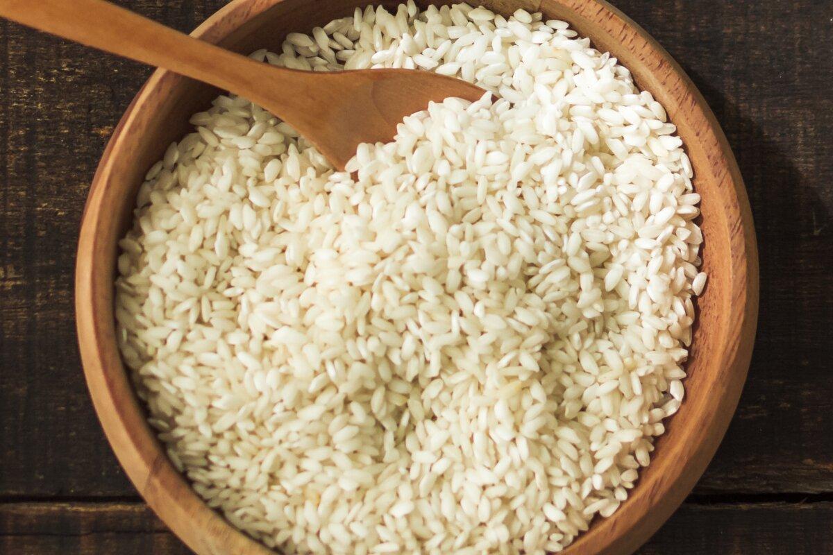 Riz pour risotto